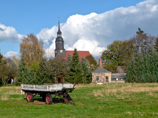 Kirche in Niederrödern