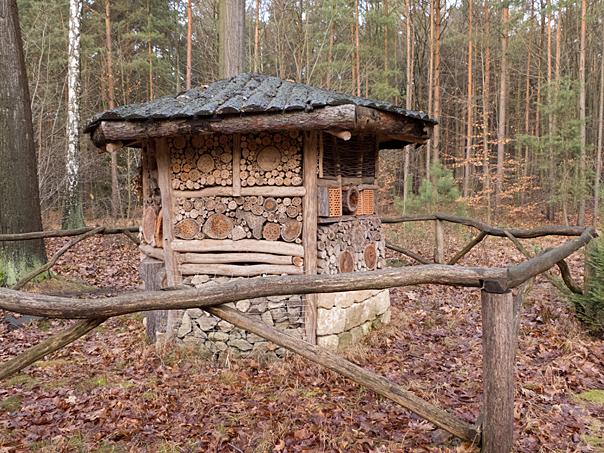 Insektenhotel am Königsplatz