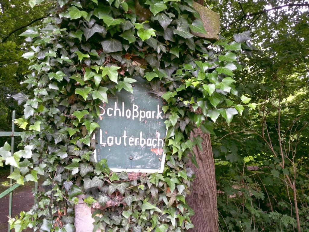 Schlosspark Lauterbach