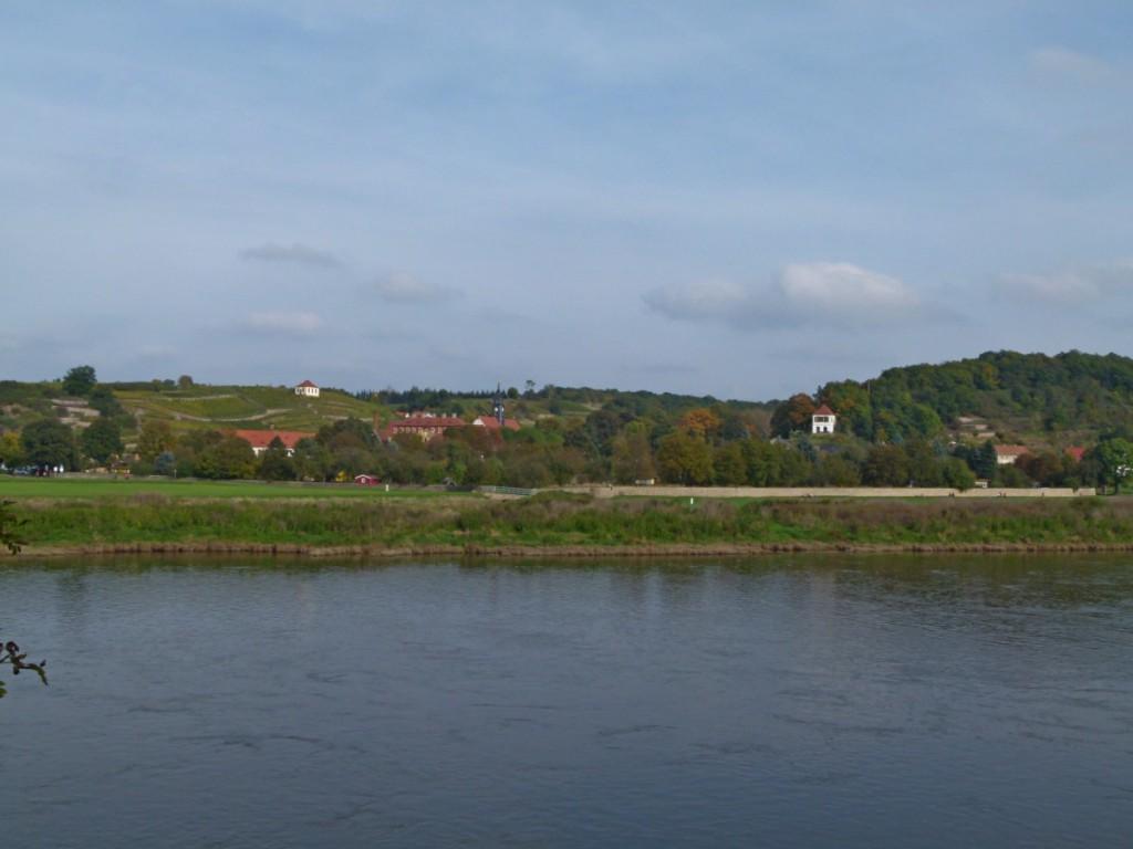 Blick zur Luisenburg und Heinrichsburg