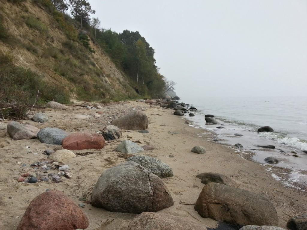 Steilküste am Zickerschen Höft