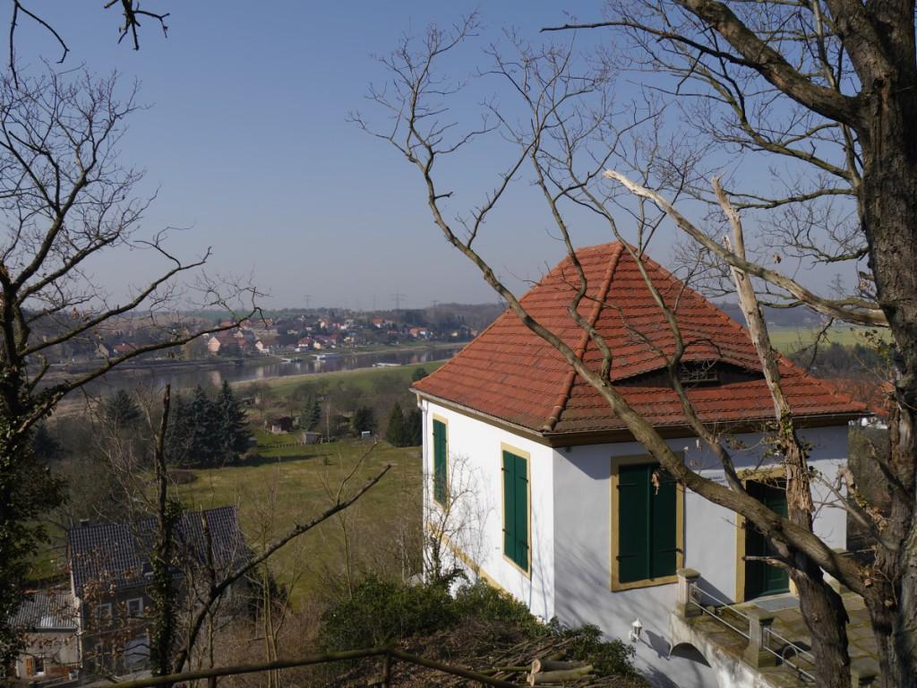 Blick über die Heinrichsburg