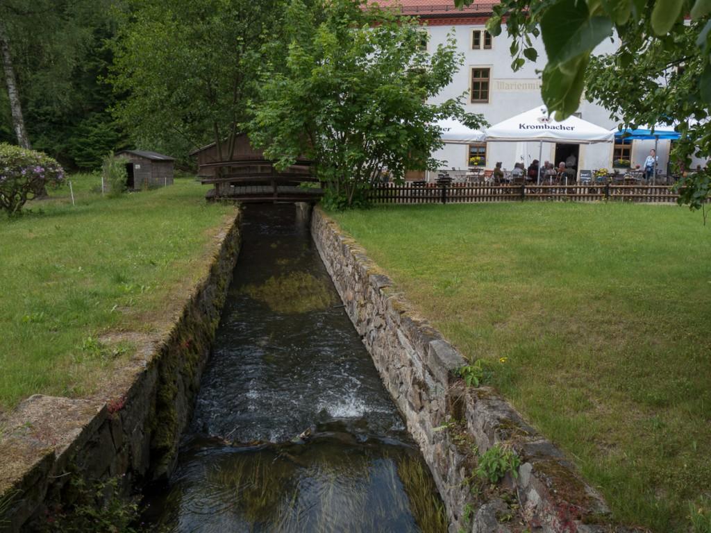 Mühlgraben an der Marienmühle