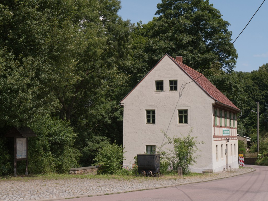 Heimatmuseum in Scharfenberg