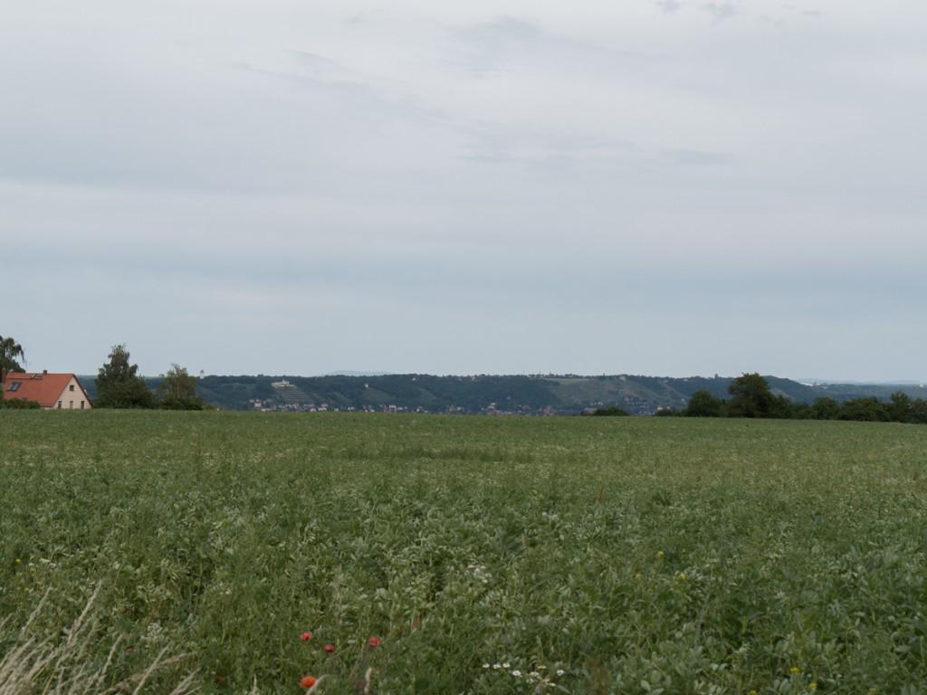 Blick von der Wildberger Straße