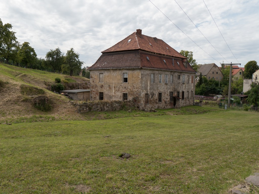 Herrenhaus des ehemaligen Rittergutes Wildberg