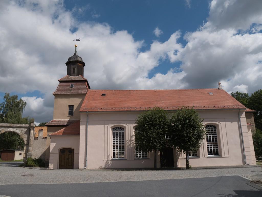 Kirche in Berbisdorf
