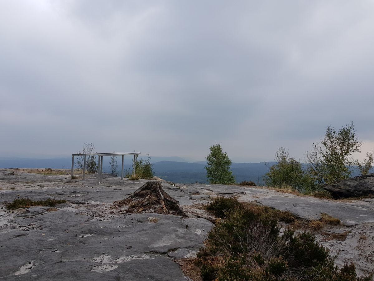 Aussichtspunkt am Mittagsstein
