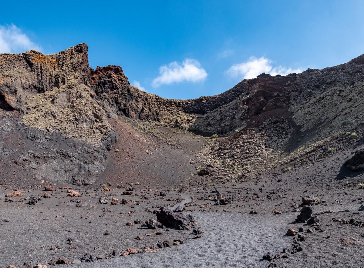 Unterwegs im Kratergrund