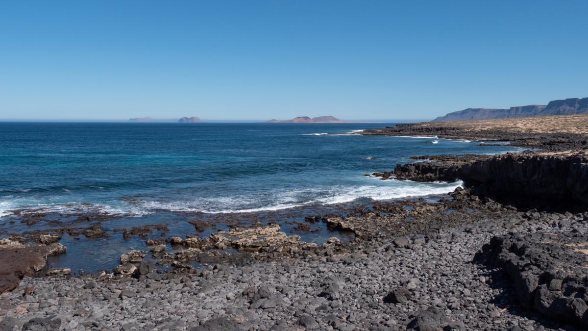 An der Bucht El Risco