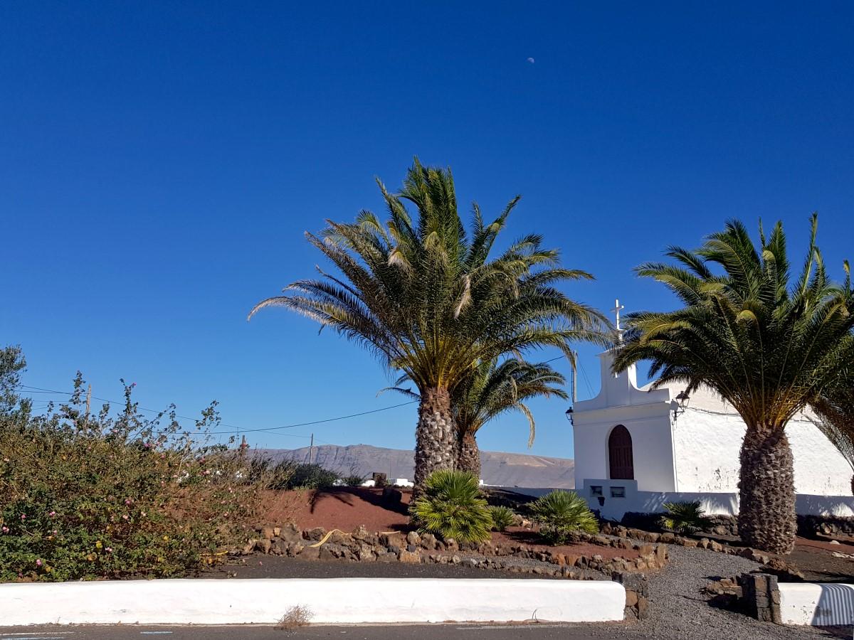 Start an der Ermita de San Juan