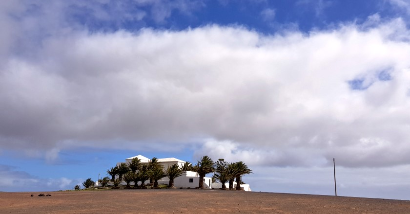 Unterwegs auf Lanzarote