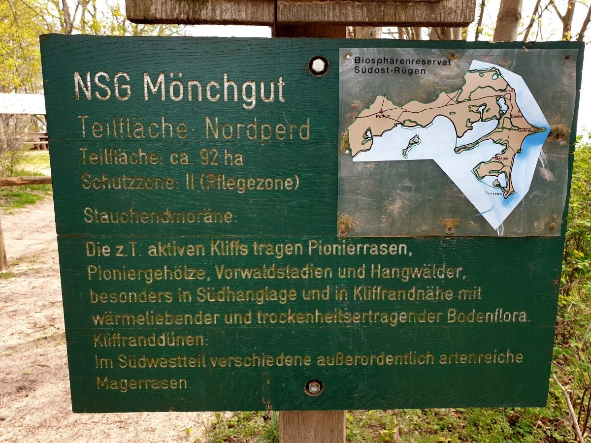 Info zum Naturschutzgebiet Nordperd