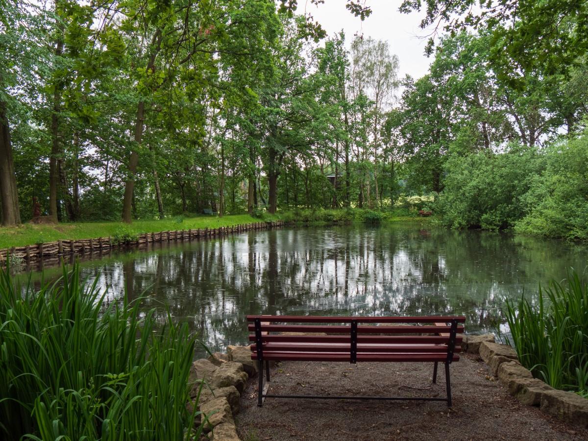 Am Drei-Kastanien-See