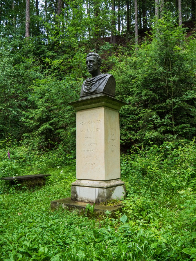 König-Anton-Denkmal