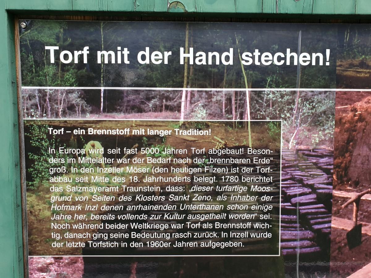 Info zum Torfabbau