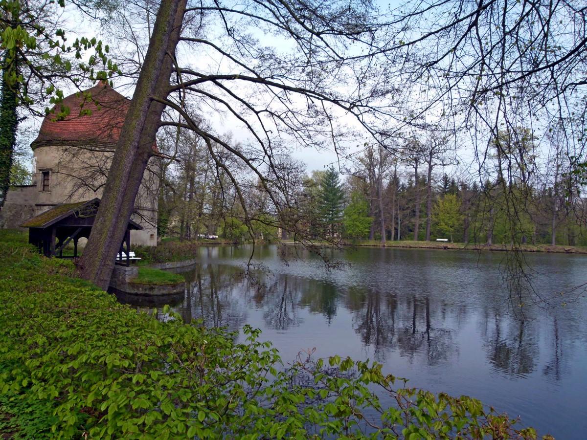 Am Schlossteich Hermsdorf