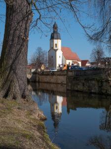 St. Georgen-Kirche Zabeltitz