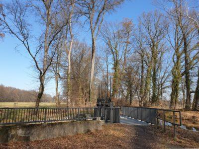 Brücke am Kleinen Gabelwehr