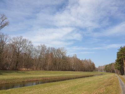 Flussbett der Geißlitz