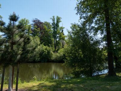 Schlosspark Wachau