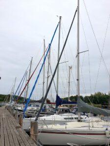 Hafen in Seedorf