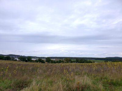 Blick zum Selliner See und nach Baabe