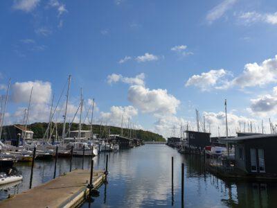 Am Jachthafen
