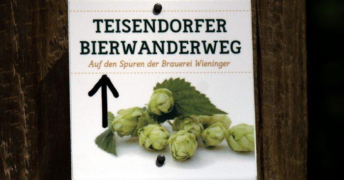 Teisendorfer Bierwanderweg