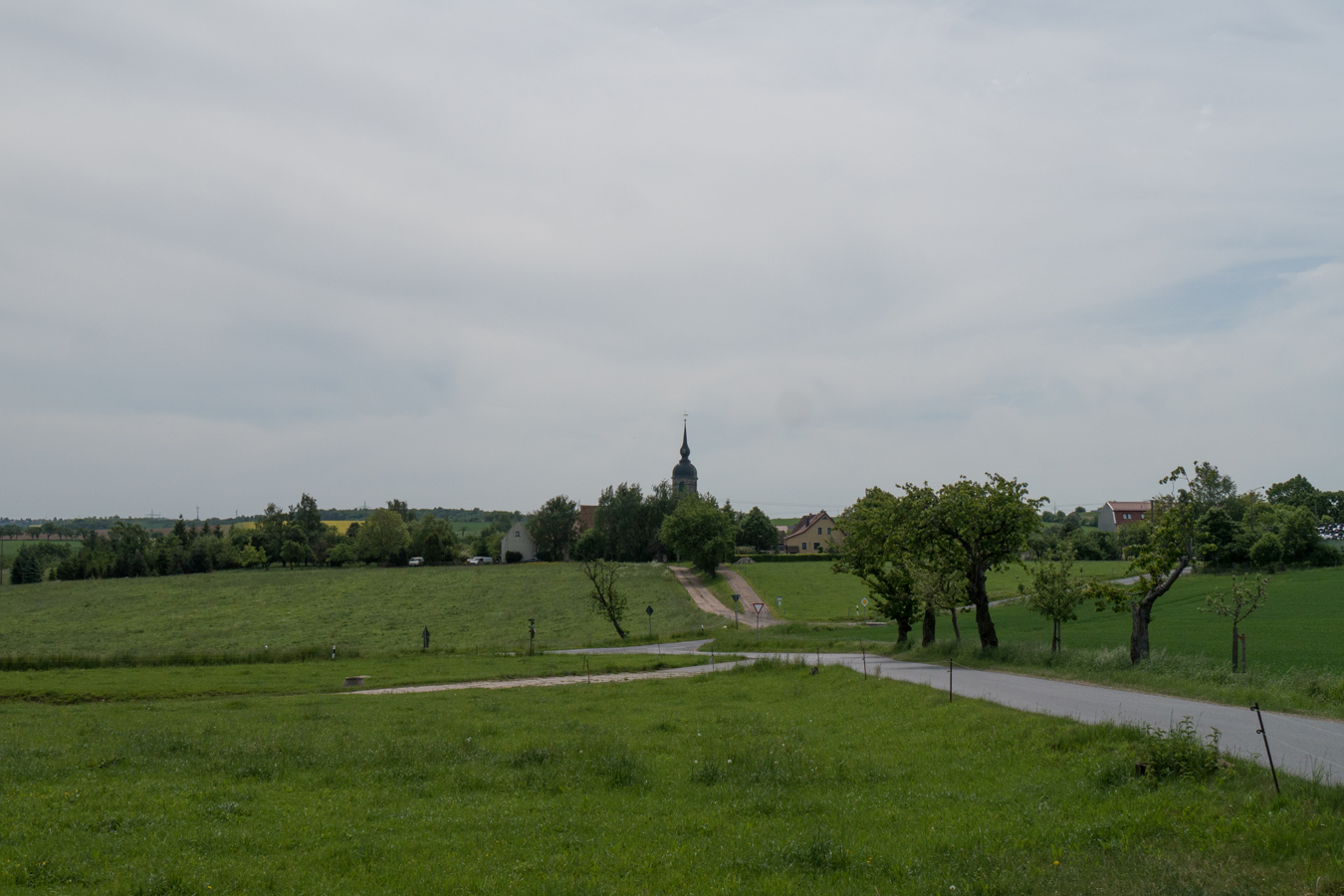 Blick auf Röhrsdorf