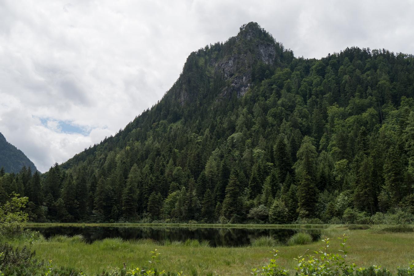 Krottensee und Falkenstein