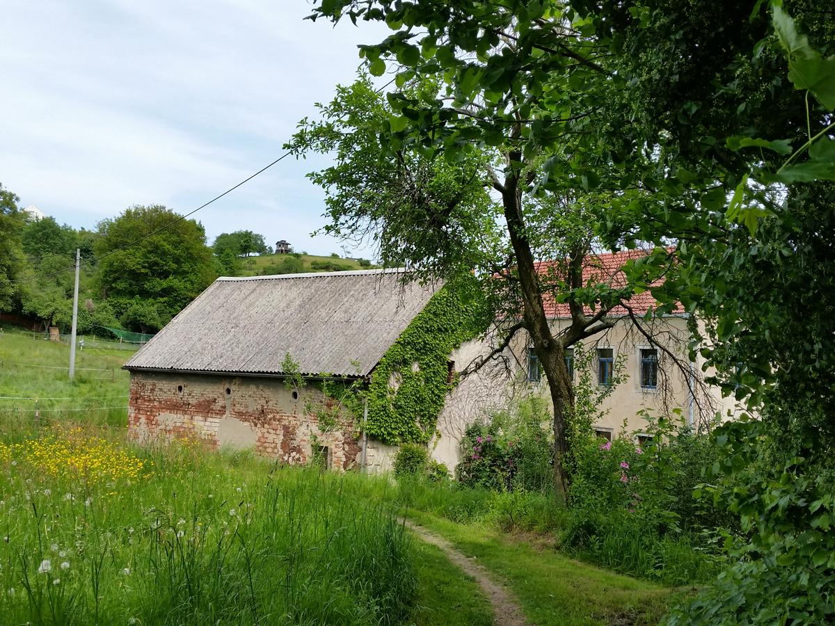 An der Pinkowitzer Mühle
