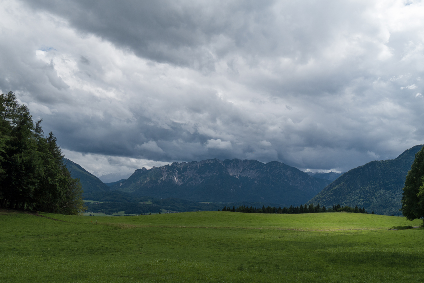 Untersberg vom Schwaig
