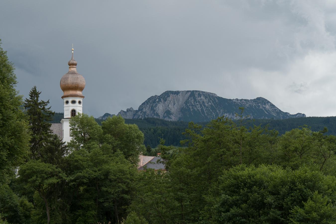 Am Kloster Höglwörth
