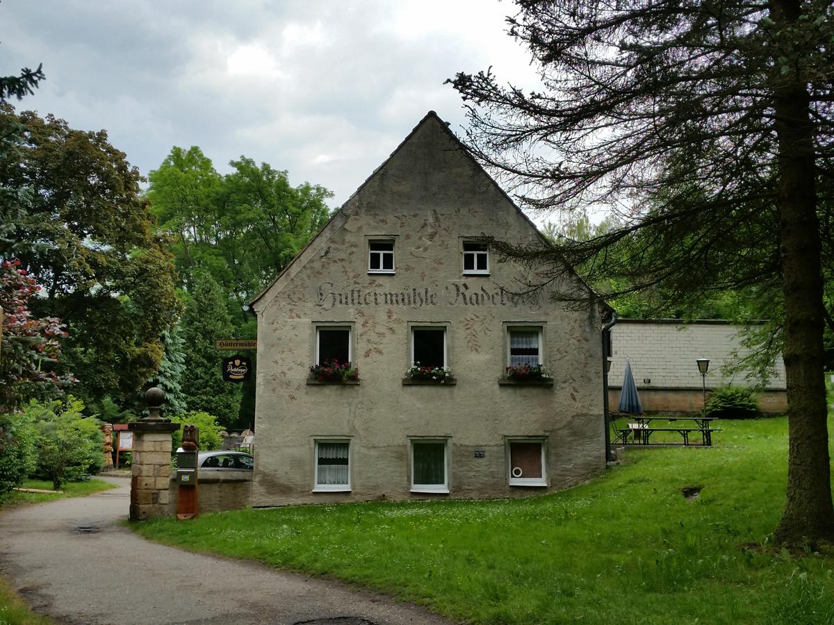 Hüttermühle Radeberg