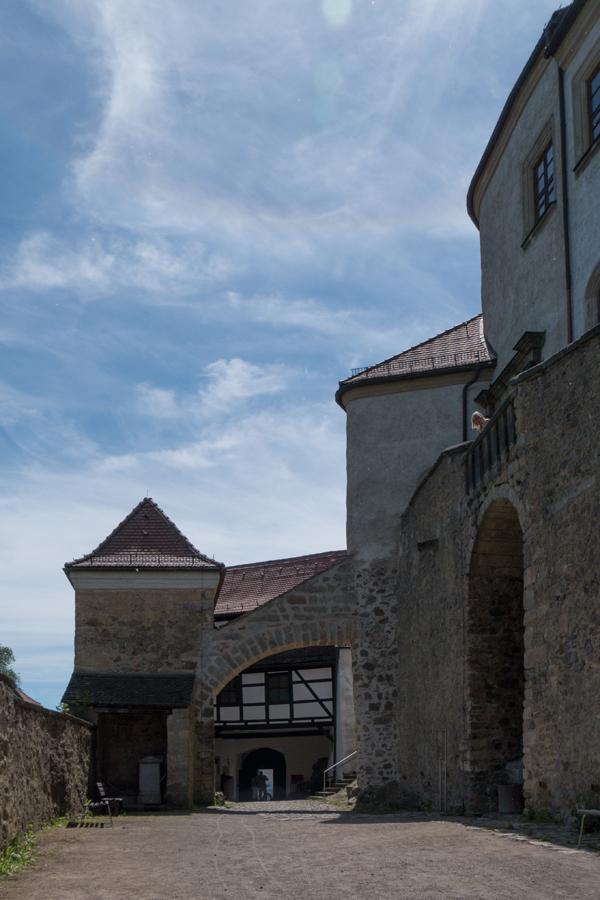 Im Schloss Klippenstein