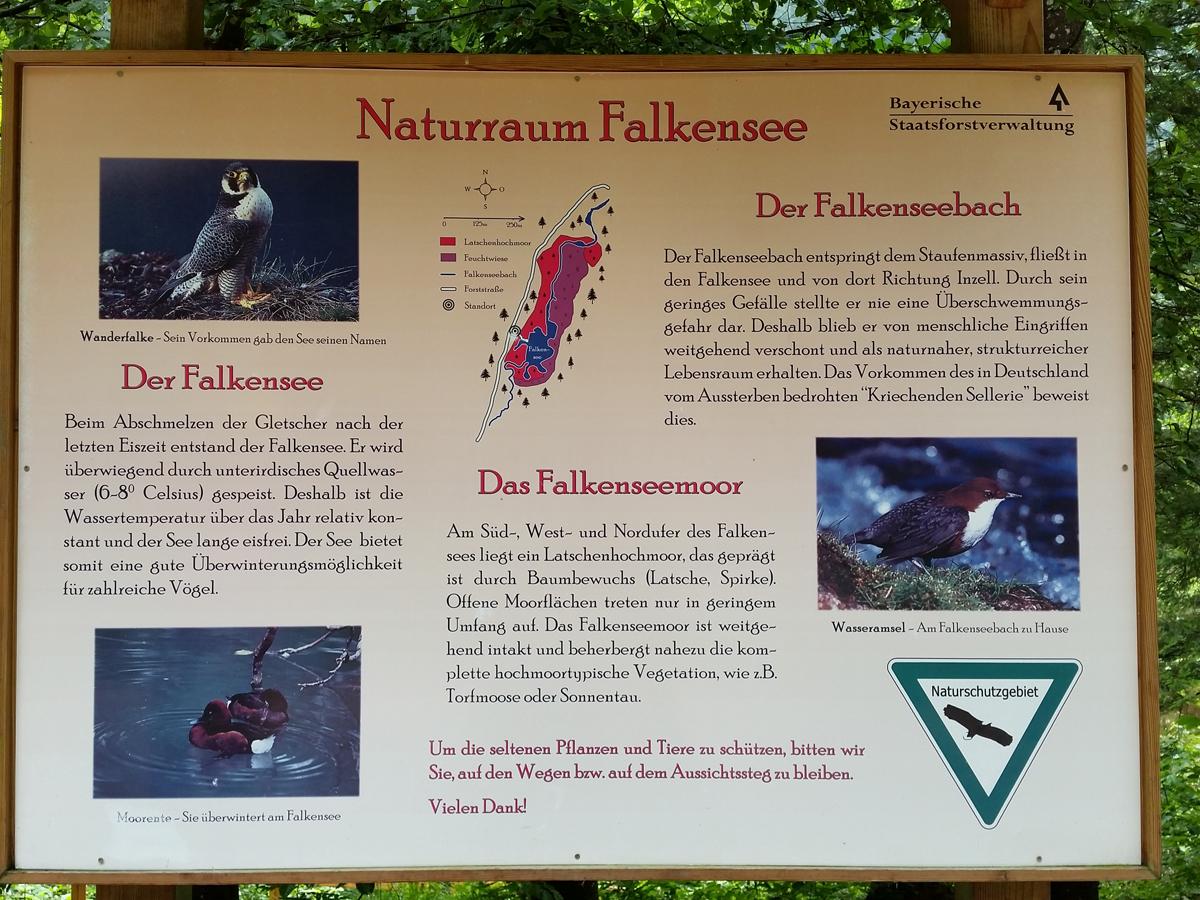 Infos zum Naturraum Falkensee