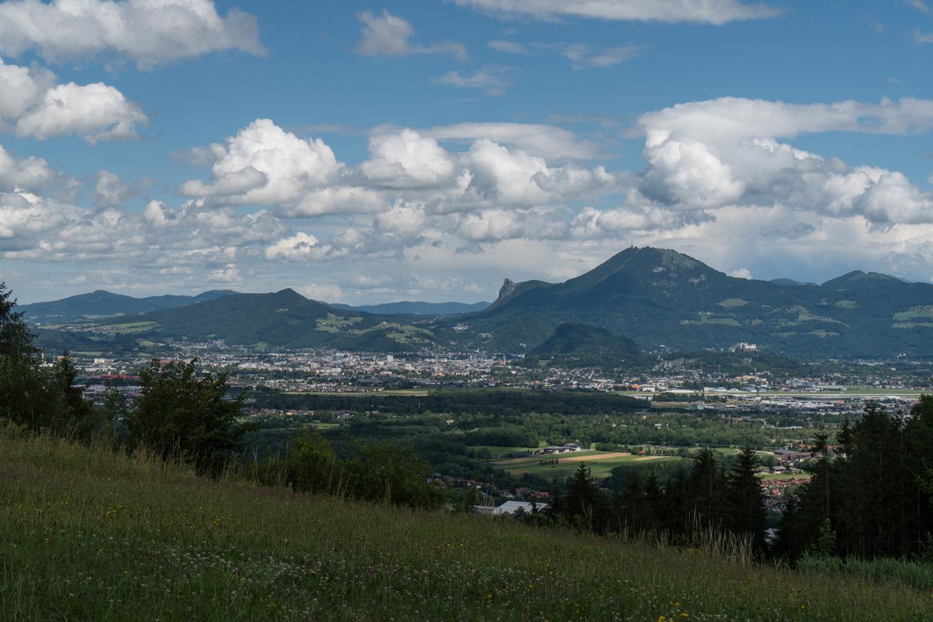 Salzburg-Blick
