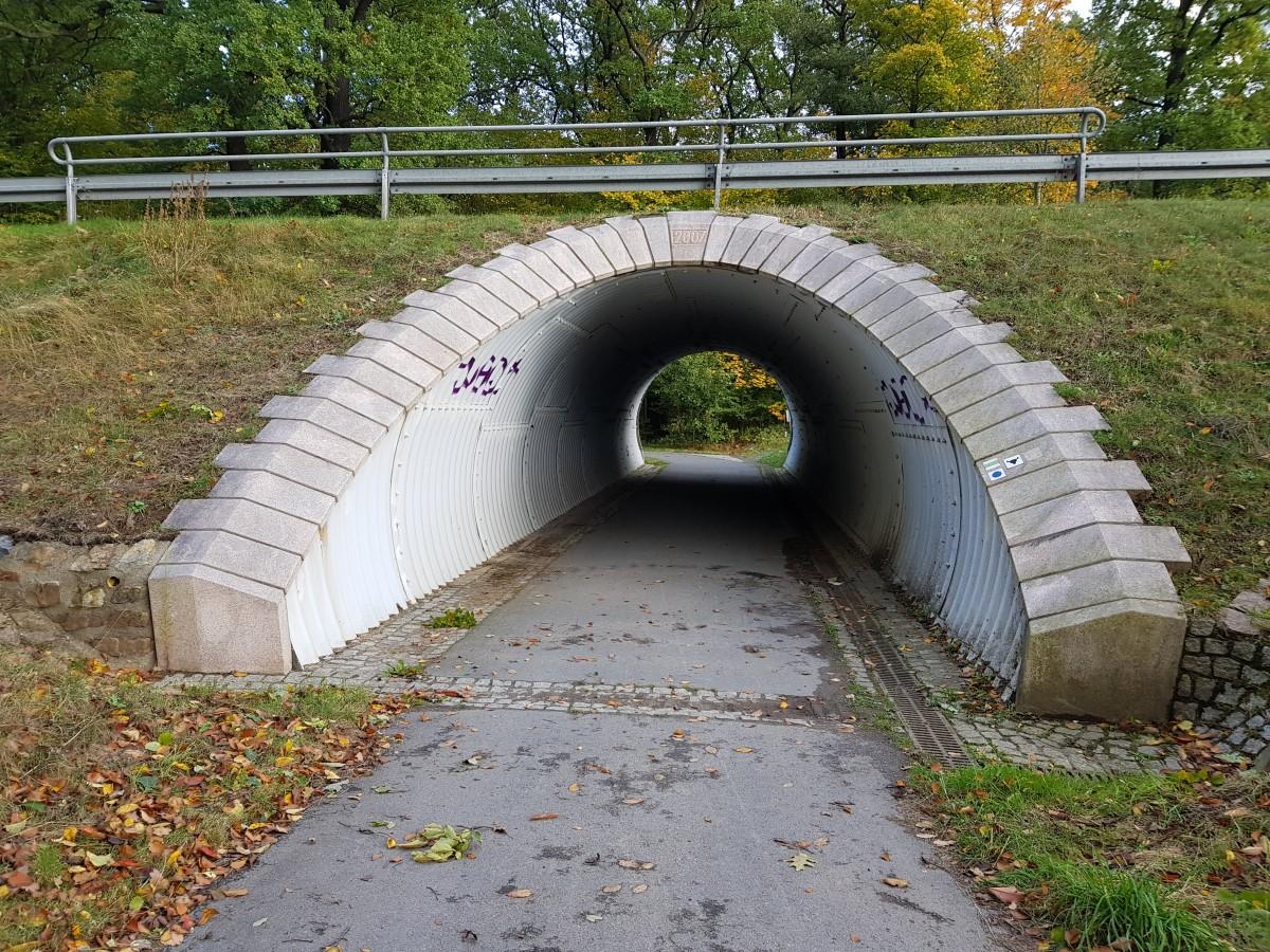 Nützlich: St. Ulrich-Tunnel unter der S81
