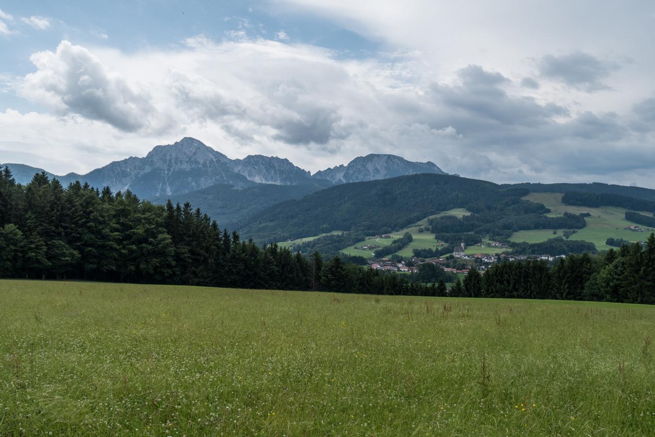 Ausblick vom Weiler Ringelbach