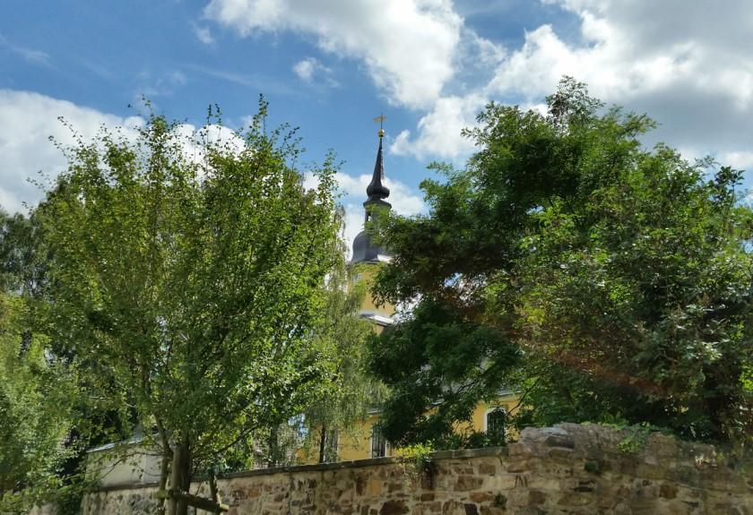 Kirche in Blankenstein