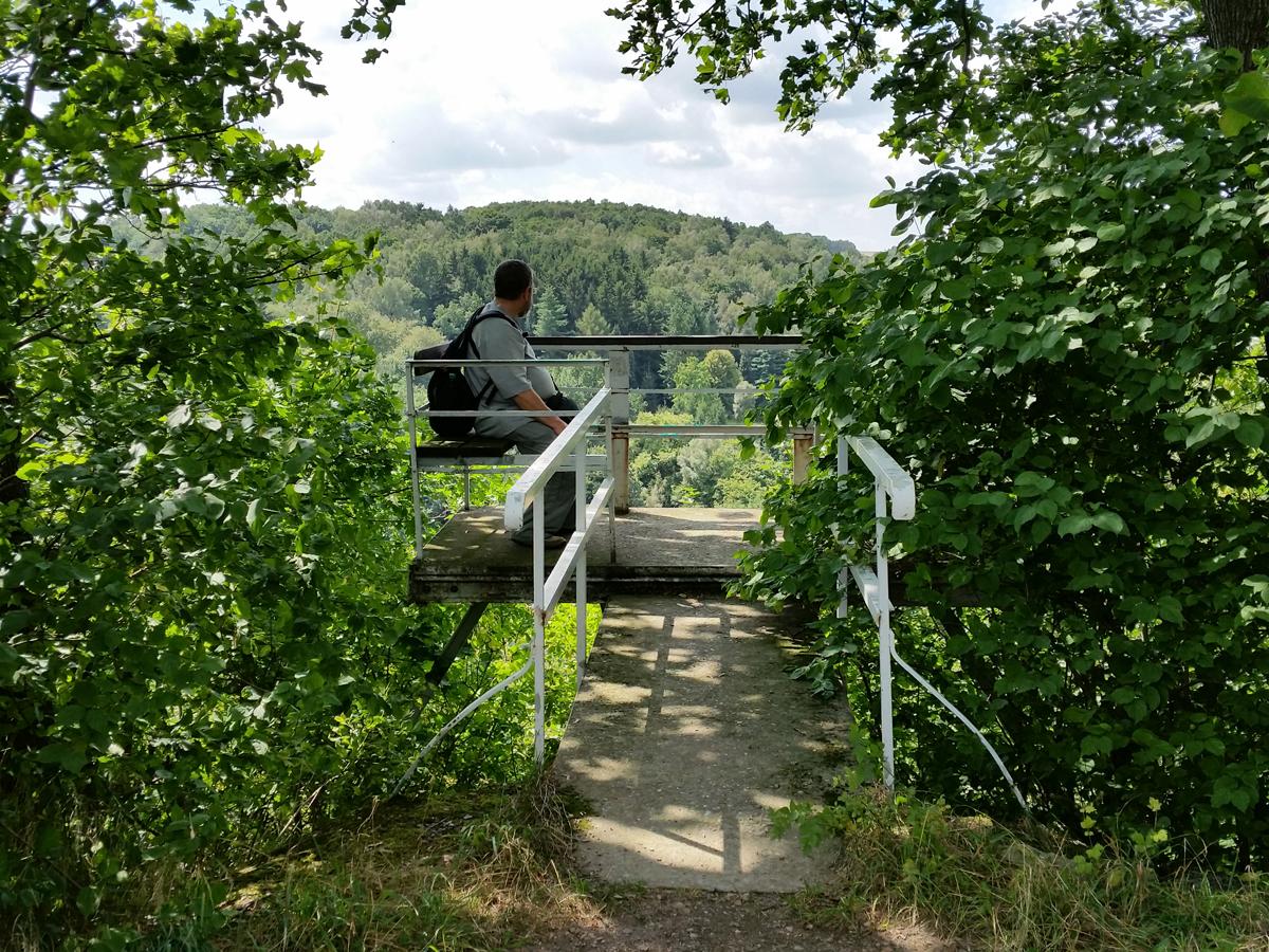 Aussichtspunkt in Blankenstein