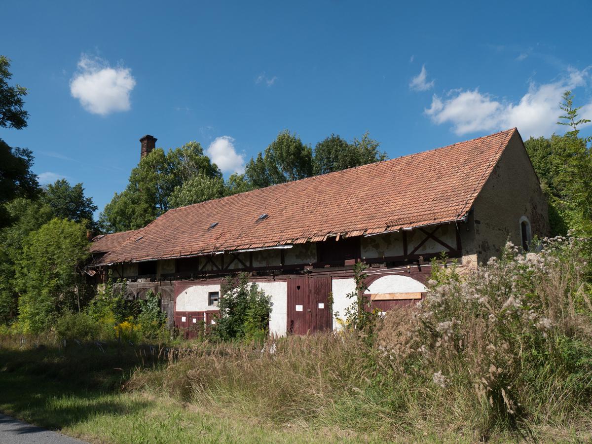 Am Rittergut in Tanneberg
