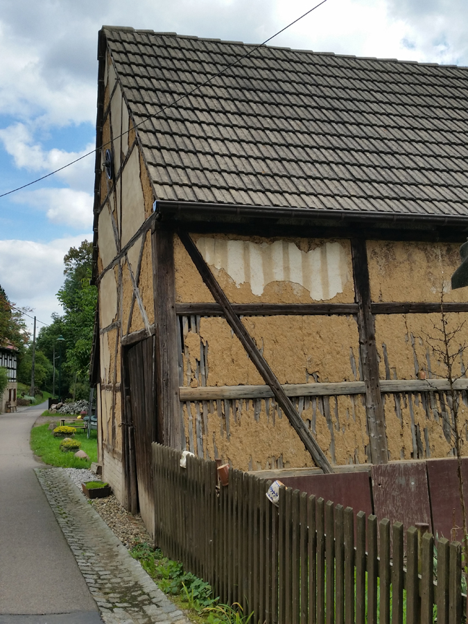 Ein Haus in Röhrsdorf