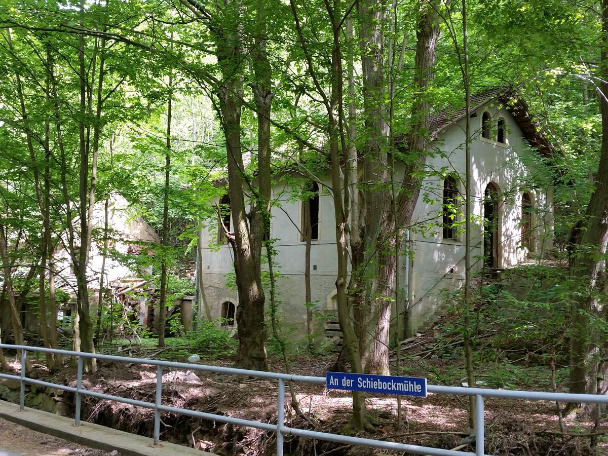 An der Schiebockmühle