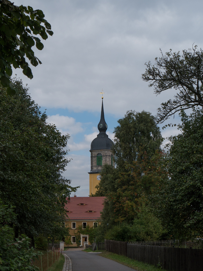 Pfarrhaus und Bartholomäuskirche