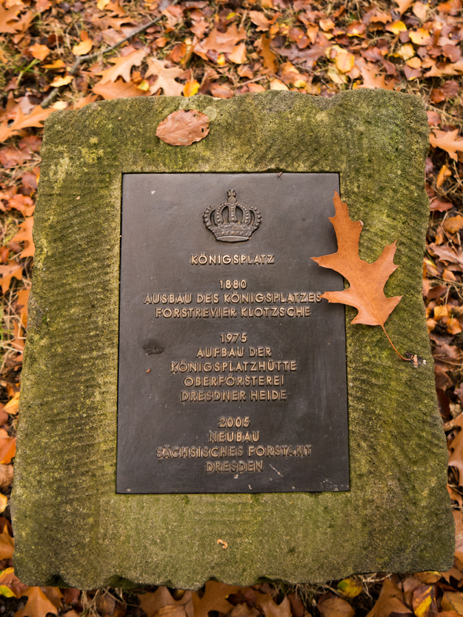 Info zum Königsplatz