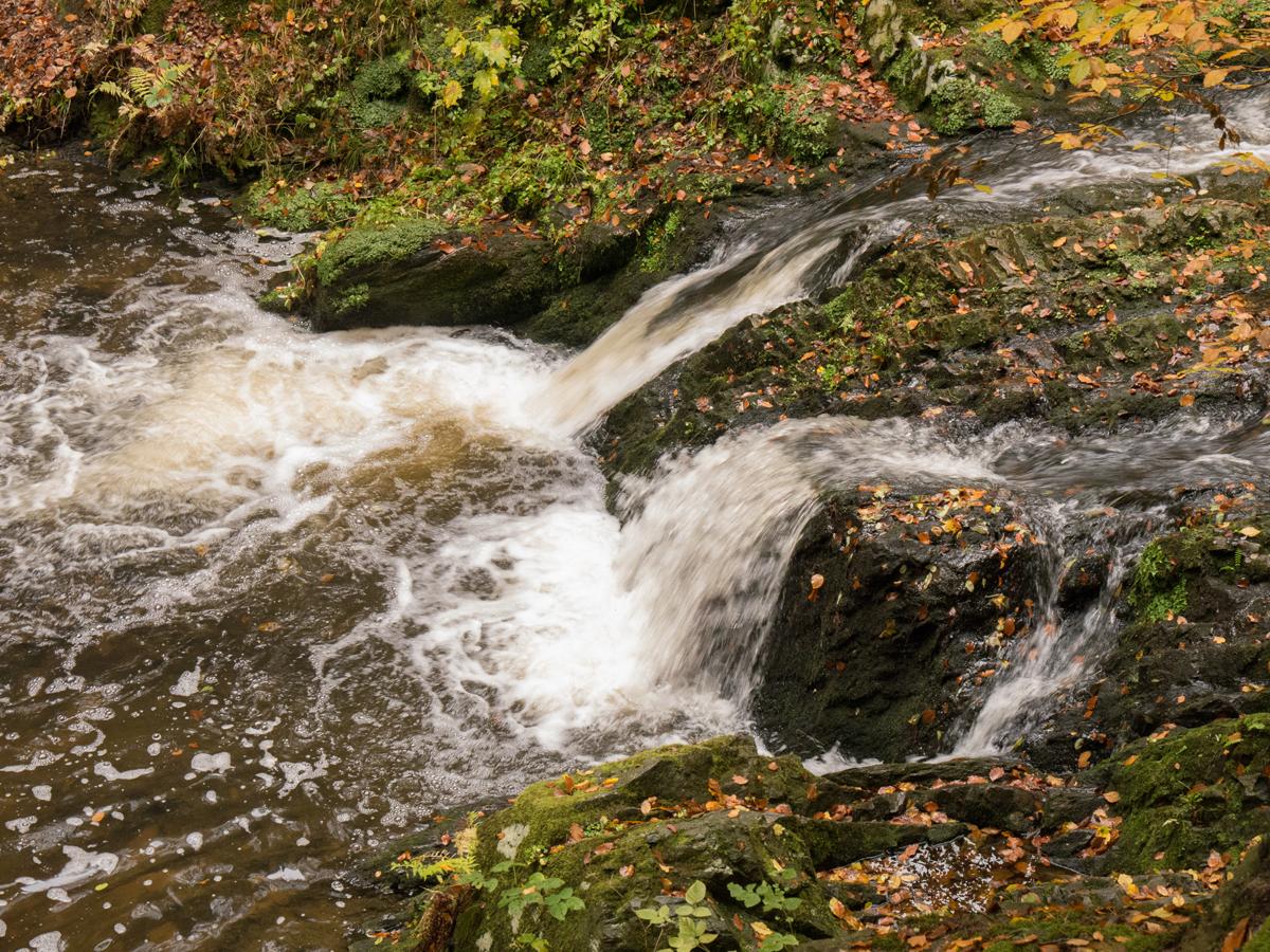Der Prießnitzwasserfall
