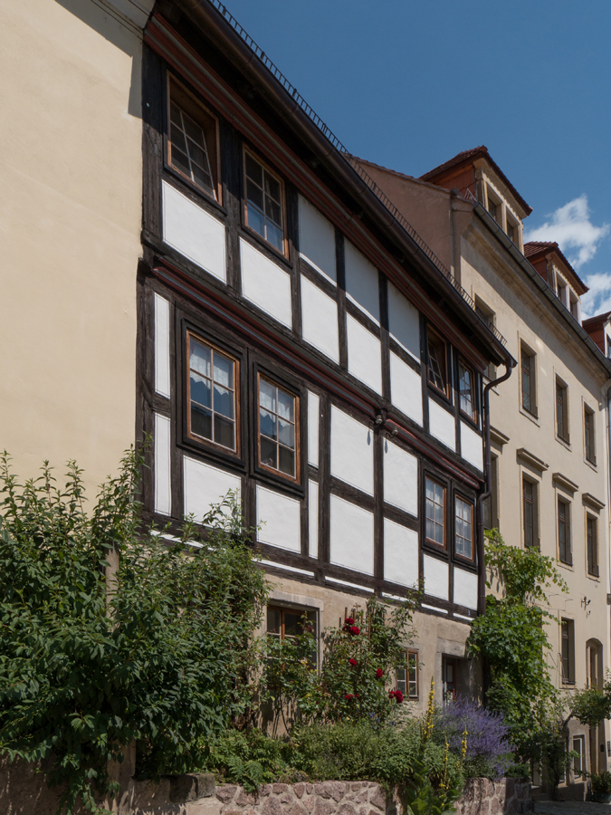 Fachwerkhaus am Schlossberg