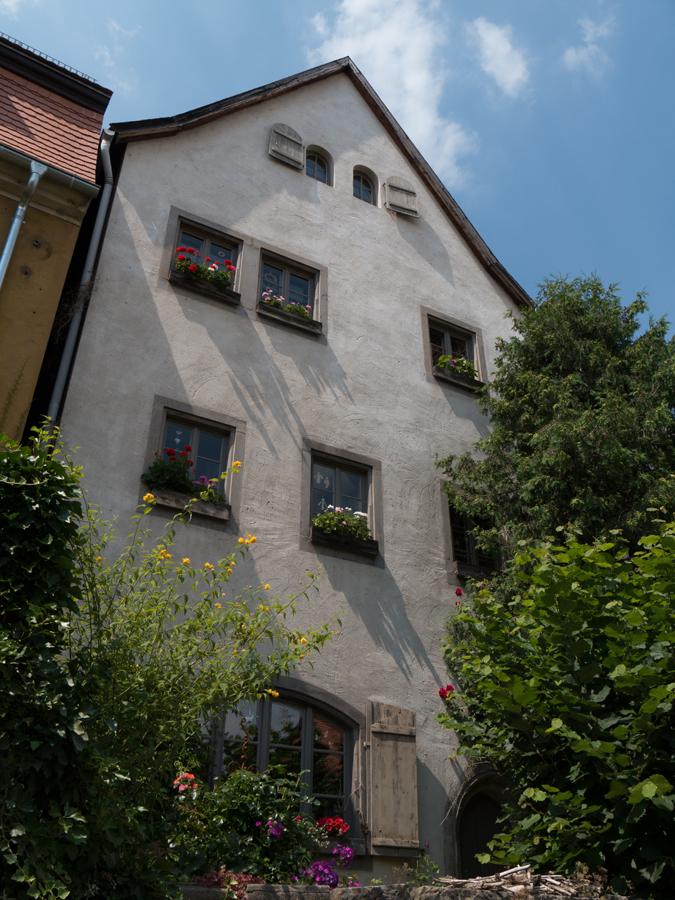 Giebelhaus An der Frauenkirche